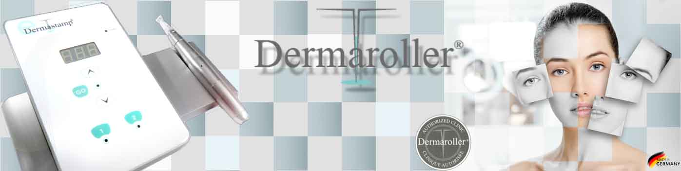 eDermaroller microneedling at Skin Care and Laser Clinic in Toronto