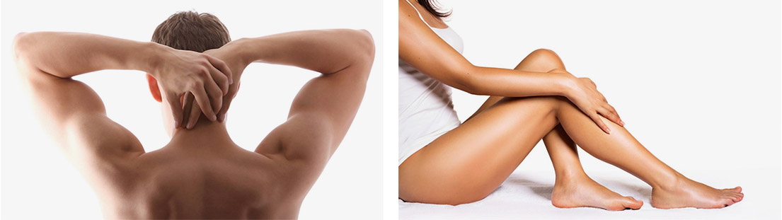 laser hair removal works effective toronto male female hair free smooth